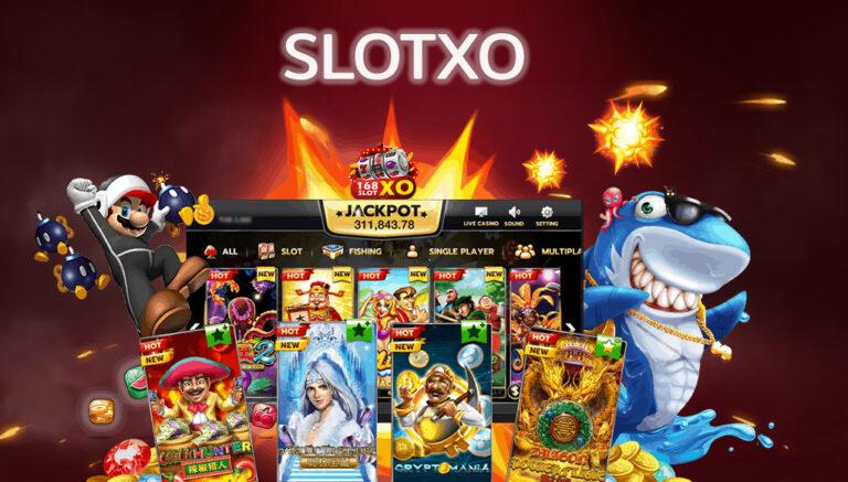 slotxo 777 เกมสล็อตออนไลน์ 2021