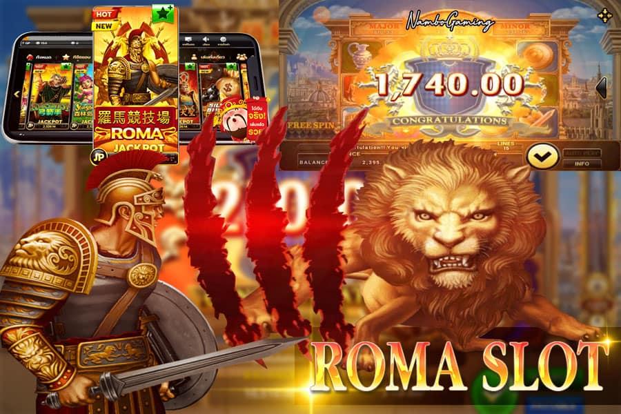 ROMA SLOT XO