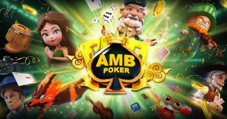 รีวิวเกม amb poker แนะนำเกมสล็อตแตกบ่อย