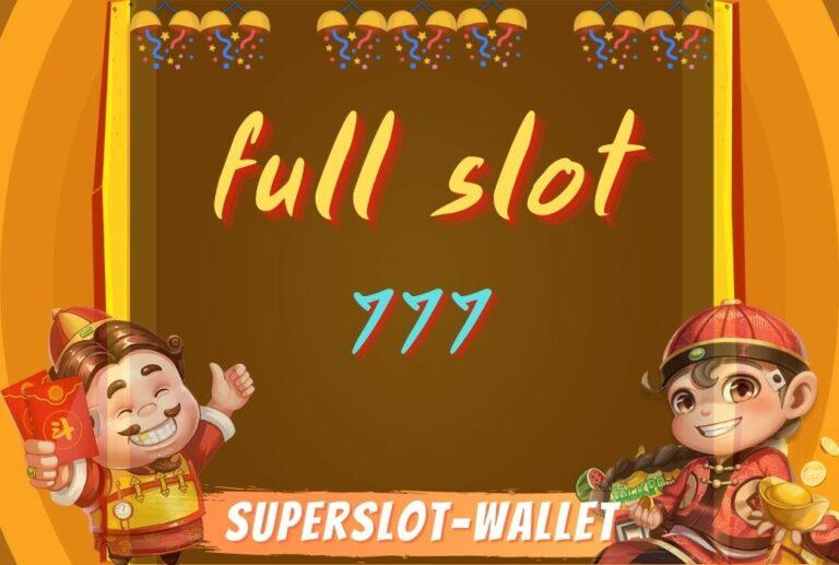 full slot 777