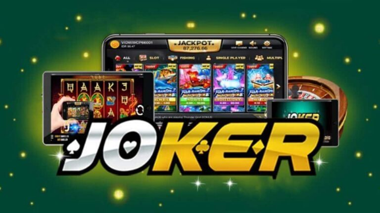Joker Gaming เกมสล็อต ยอดนิยม
