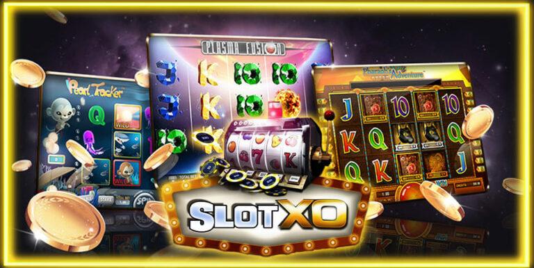 slotxo ล่าสุด เว็บสล็อตแตกบ่อย 2021