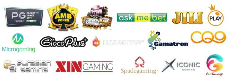 Slot Online รวมเกมส์ที่ได้รับความนิยม 2021