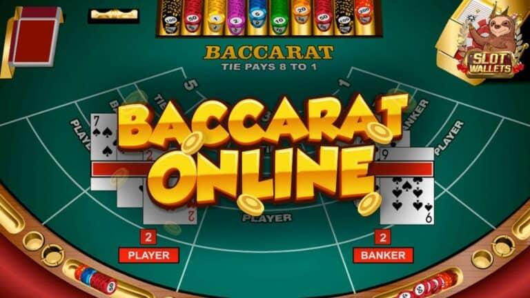 Baccarat Wallet สล็อต ฝากผ่าน true wallet