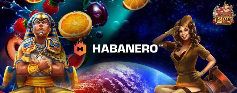 Habanero เกมสล็อตแตกบ่อย 2021