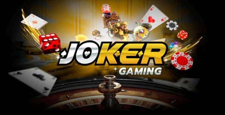Joker วอเลท เกมสล็อตยอดนิยม